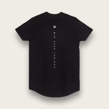 LONGLINE T-SHIRT - Takes Back The Sound_back
